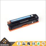 Cartucho de toner compatible del color del precio de fábrica para HP CF210/211/212/213A