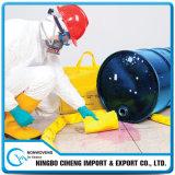Água da prevenção que absorve o jogo químico fundido derretimento do derramamento de petróleo dos PP