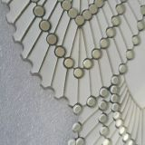 Легко установите мозаику Composit плиток нутряной стены стеклянную мраморный