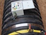 Elektroschmelzverfahrens-Band für Metall verstärktes HDPE gewölbtes Rohr