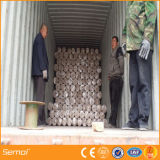 Acoplamiento de alambre soldado galvanizado de la ISO 9001