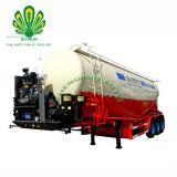 Cbm Shengrun 55V de la forme du réservoir de ciment en vrac camion utilitaire Trailer