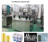 350/355ml 애완 동물 깡통에 있는 탄산 음료 음료를 위한 충전물 기계