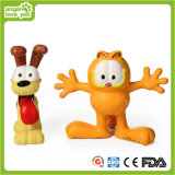 Produit animal de mastication de crabot de jouets de latex de forme