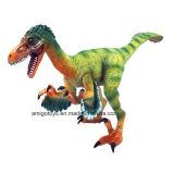 Ursprünglicher Hersteller-Plastikdinosaurier-Spielzeug für Dekoration und für Kinder