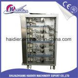 Oven van het Dek van de Laag Singel van de Apparatuur van het baksel de Elektrische met Steen