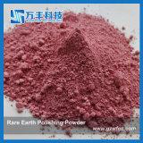 Ossido di lucidatura del cerio della polvere della terra rara con gli elementi del lantanio