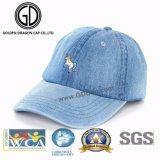 2017 USA-Spitzenverkaufs-Straßen-Art-Satin-Gewebe-Baseballmütze-Vati-Hut mit Qualitätsstickerei