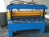 Machine de fente de bobine d'acier inoxydable