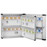 중요한 안전한 저장을%s 72의 키 수용량 알루미늄 키 박스