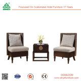 Neues Entwurfs-modernes Möbel-Gewebe gepolsterter Hotel-Freizeit-Stuhl