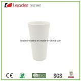11 oz Cerámica blanca interior y taza de color verde claro