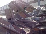 Estructura de acero hermosa de Galvinised para la estructura de acero del taller y de la fábrica