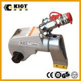 Exatidão de torção elevada e chave de torque hidráulica durável da movimentação quadrada