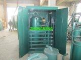 Instalación de depuración del petróleo del vacío, sistema usado de la purificación de petróleo con ISO 9001 del Ce
