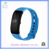 Wristband esperto móvel Android do bracelete da faixa do telefone V66 do Ios com o perseguidor da aptidão da atividade do monitor da frequência cardíaca