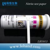 Papel de teste Lh1013 do nitrito do teste 100strips/Box da qualidade de água do equipamento de laboratório de Lohand do baixo preço
