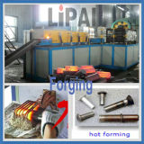 Máquina de aquecimento direta da indução 300kw da fábrica para o forjamento do metal