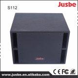 12 Zoll-Zeile Reihen-Lautsprecher-System Subwoofer für im Freienleistung