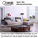 Sofà del tessuto di disegno moderno della mobilia del salone (FB1145)
