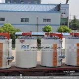 Tipo fornace del pozzo della nitrurazione del gas