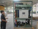 Máquina del tubo del hielo de 1 tonelada para beber y los vinos