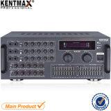 Painel de ferro Amplificador de áudio EQ 100W com saída de microfone (KB-505)