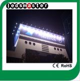IP67大きい旗のための屋外の使用200watt LEDの掲示板ライト