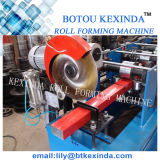 Automatische Vierkante Downpipe die van het Aluminium van het Metaal Machine vormen