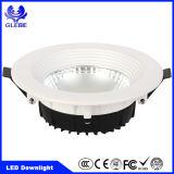 Luz de trabajo de 6W 8W 12W LED luz abajo del techo