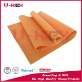 Jute PVC Yoga Mat Pilates Mat Exercise Equipment