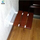An der Wand befestigter gefalteter Badezimmer-Sitzdusche-Schemel für Sperrung/ältere Personen