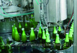 завалка & крона пива стеклянной бутылки 5000-48000bph покрывая Monobloc машину