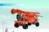Diesel Tipo de remolque Motor cable percusión plataforma de perforación (CZ-8A)