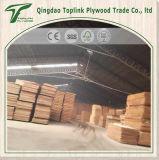 Caliente de 18 mm de ventas Okoume chapa de álamo Core muebles de madera contrachapada