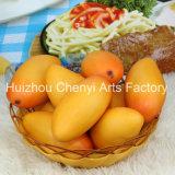 Il colore è molto piacevole Mango frutta artificiale