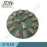 Disco di molatura della resina per granito, tasto di marmo