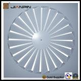 Diffuseur de CVC en aluminium s'inscrire diffuseur de plafond