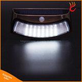 8 LED de luz da escada de Segurança Solar exterior com Sensor de movimento