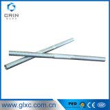 Tubo de acero inoxidable 445j2 para la aplicación de la calefacción por el suelo