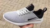 2017 Nouveaux hommes chaussures occasionnel Chaussure de course de lumière Les chaussures de sport
