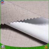 Franc imperméable à l'eau à la maison en polyester tissé par arrêt total de tissu de rideau