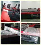 セラミックタイル、金属、アクリル、木、ガラス紫外線印刷のための工場価格のフォーマットのデジタル大きいLED Ly2513紫外線平面プリンター