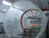 Fábrica de Shenzhen Una Hoja Acrílica de Grado-Extrusión / Hoja de PMMA para Acuario