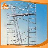 Mobile andamios de aluminio para la construcción (SDW)