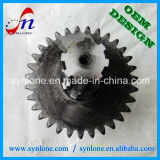 合金鋼鉄CNCの機械化ギヤ