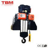 Подъем 0.5ton Tbm - 32ton, электрическая лебедка с Ce GS, электрической талью с цепью