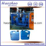 Máquina que moldea del soplo del bidón del lubricante del HDPE