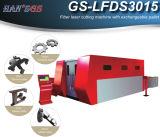 Usar mais excepto a máquina de estaca do laser da fibra de More500/700/1000/1500/2000W do GS de Han