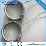 Chaqueta de acero inoxidable Calentador de la banda de cerámica para la conservación de calor